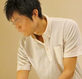 うたたねゲイマッサージ福岡店スタッフの福田康史